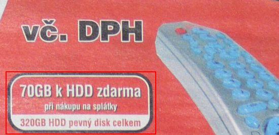 Task Computers - 70 GB 'zdarma'